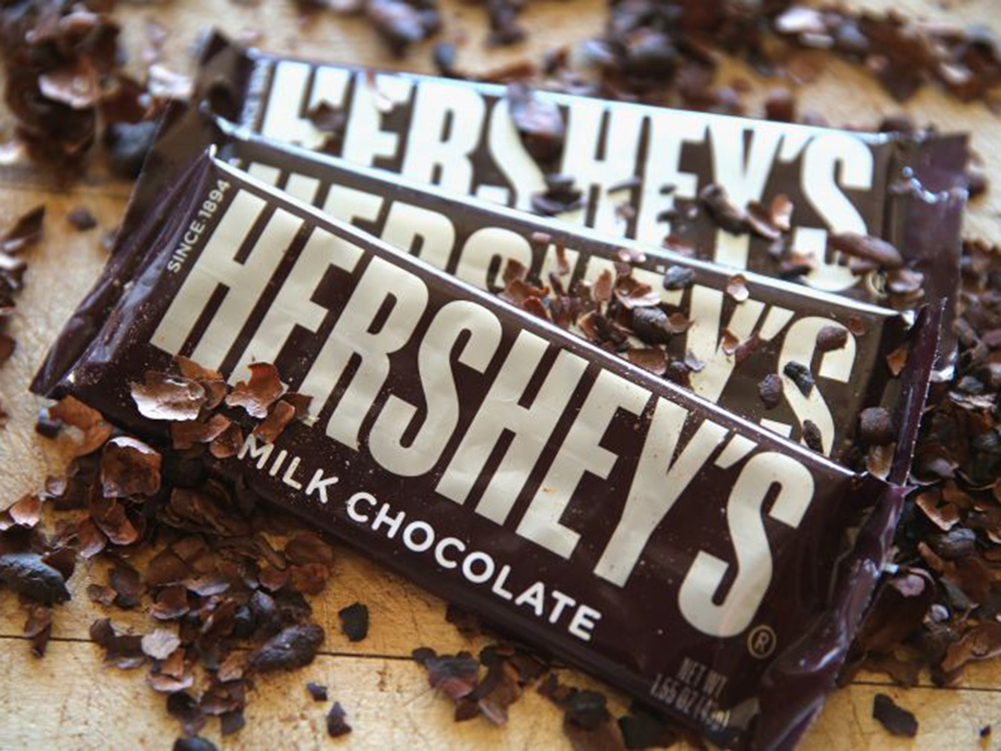 hershey chocolate company In 1894 milton hershey started the hershey chocolate company now the largest producer of chocolate candy in the world read a short history here.