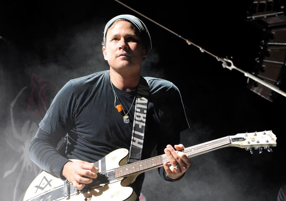 Blink 182s Tom Delonge Is Making A Sci Fi Tv Series Called Strange