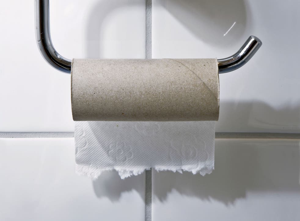 The same few companies that make toilet paper also make other paper products, and those products haven't been selling well lately