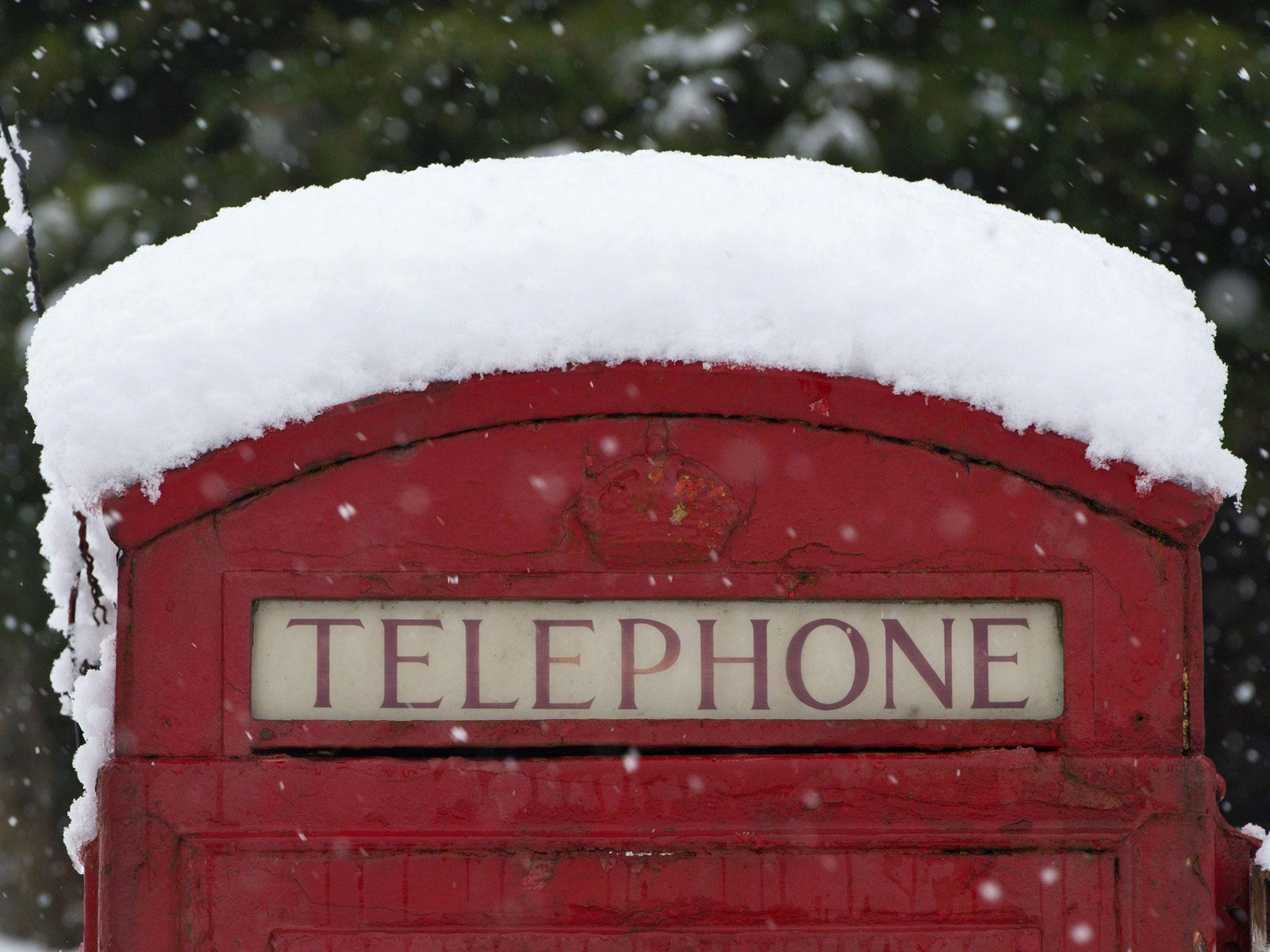 BT kills the phone box and announces new wi-fi and phone