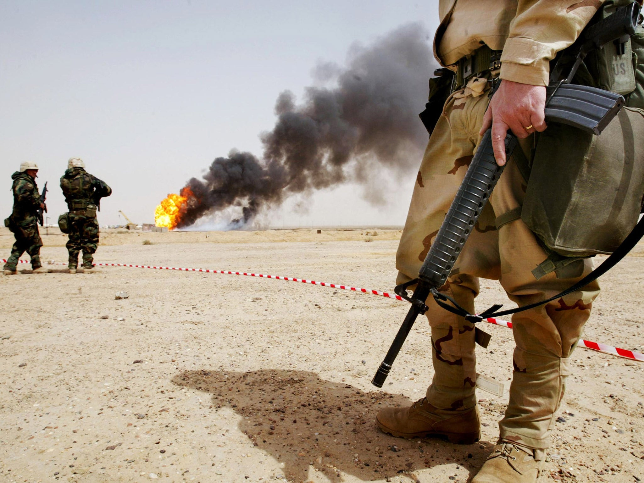 the iraq war essay