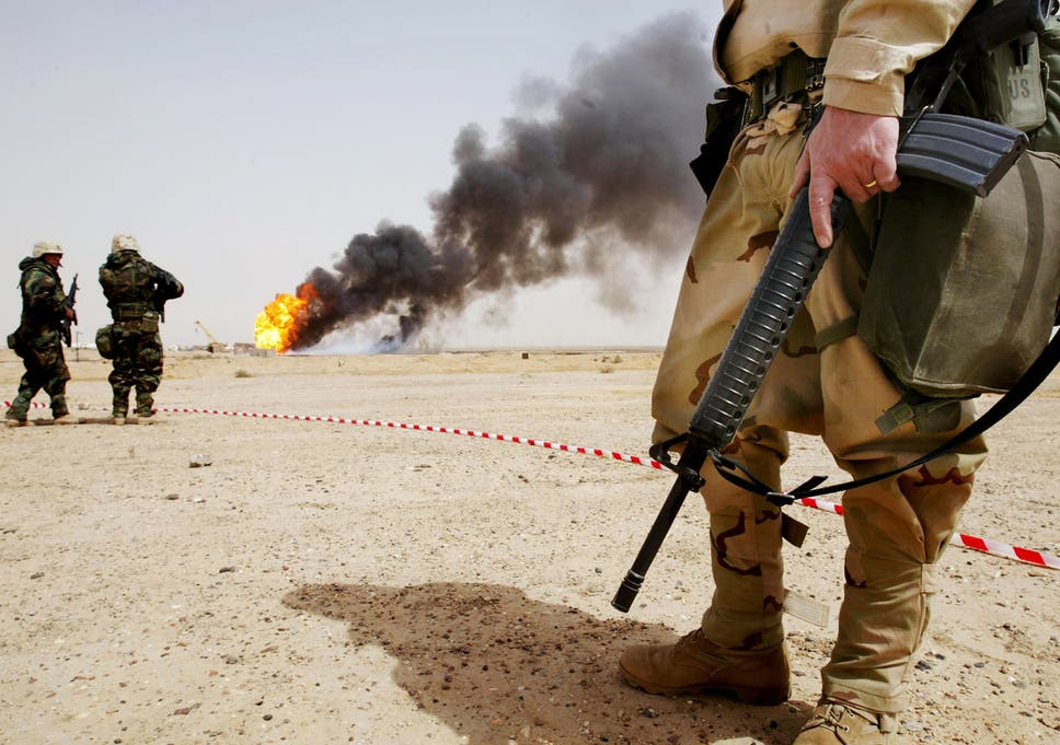 Intervention In Civil Wars Far More Likely In Oil Rich Nations
