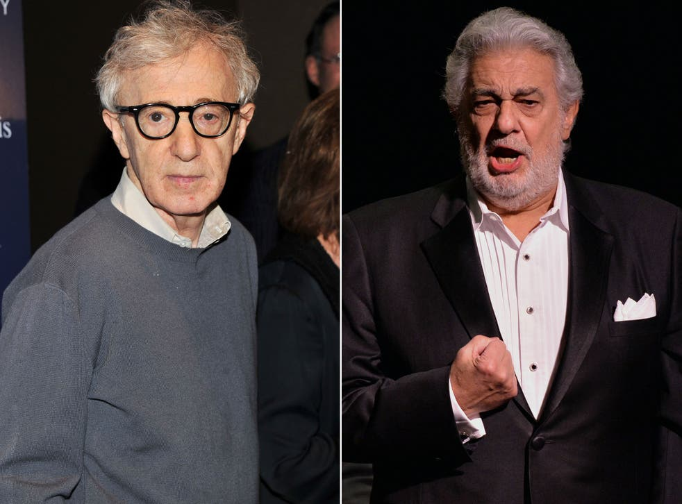 Woody Allen and Placido Domingo will work together on Puccini's Schicchi