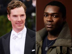 Benedict Cumberbatch racism accusations are 'ridiculous' says David Oyelowo
