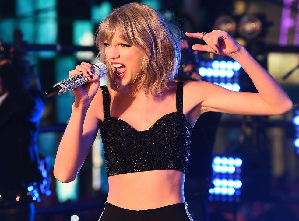 That's my phrase! Taylor Swift is applying to trademark song lyrics from 1989