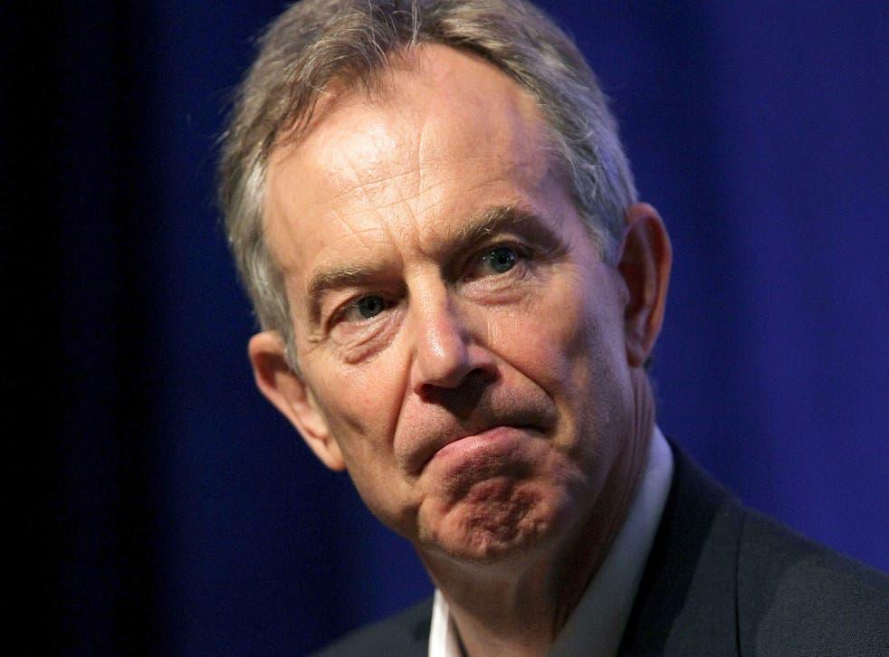 Tony Blair has also advised countries including Kuwait, Rwanda, Albania and Azerbaijan