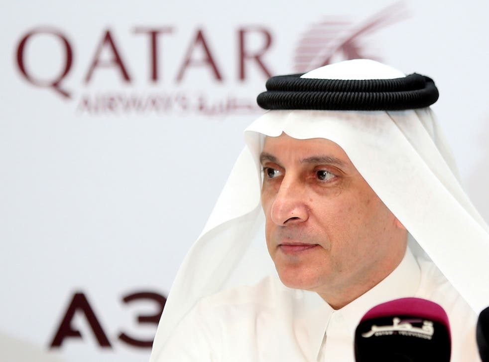 Qatar Airways chief executive Akbar Al Baker said BA's valuation after the vote made it an 'attractive opportunity'