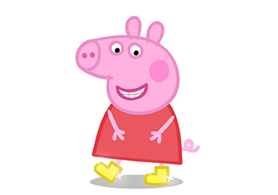 peppa pig interview oink oink hee hee hee the independent
