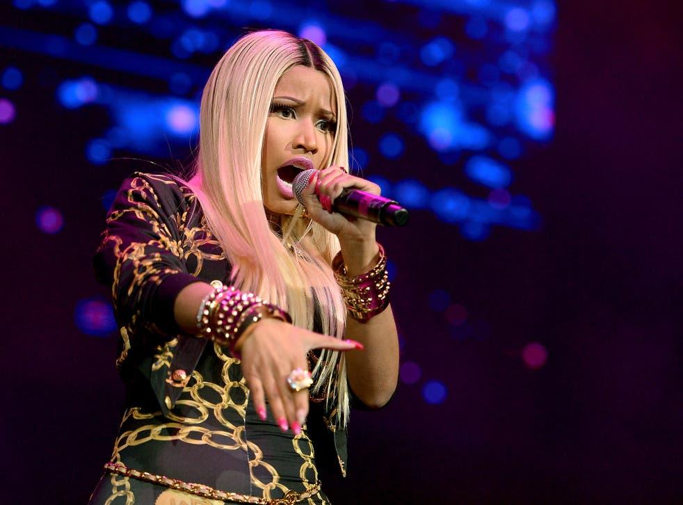 Nicki Minaj will be performing at Wireless 2015