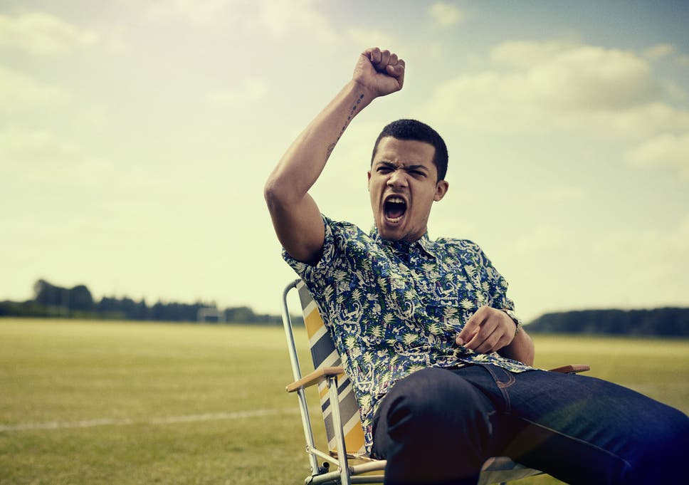 Raleigh Ritchie: Game of Thrones star Jacob Anderson talks