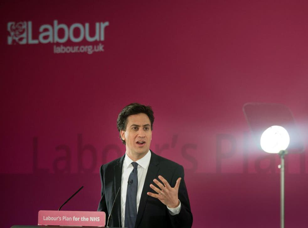 It's no use Ed Miliband saying he can't recall saying 'weaponise', he needs to show a killer instinct (PA)