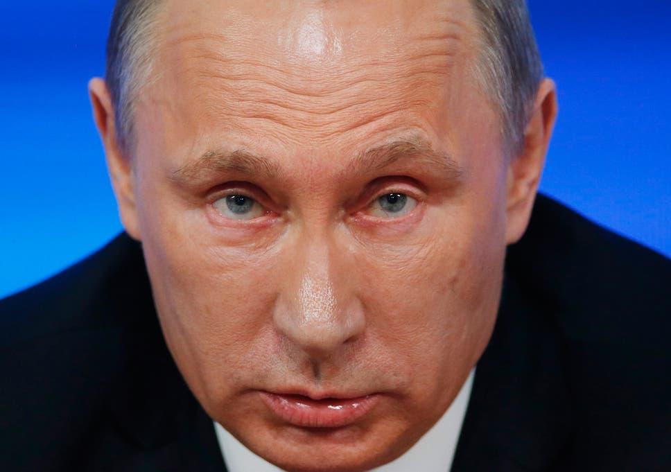 President Putin is a dangerous psychopath - reason is not