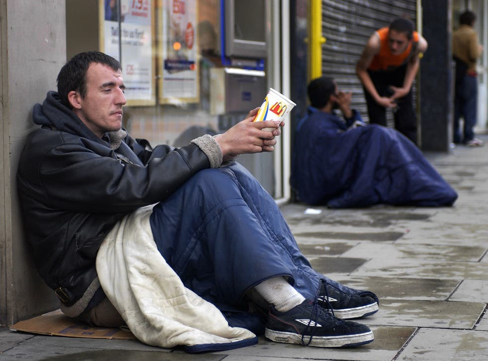 According to research more than six million people in the UK belong to working households that are also in poverty (Getty)