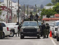 Ivan Cazarin Molina: Mexican drug cartel commander arrested while