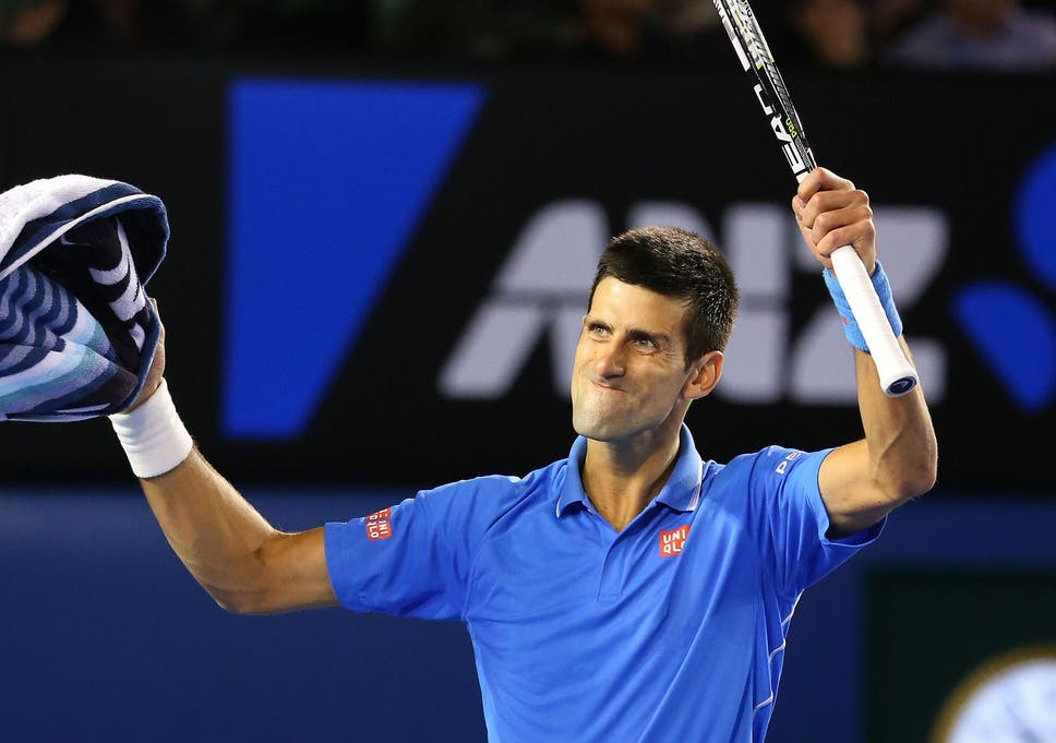 Novak Djokovic Vs Andy Murray Report Murray Loses Fourth Australian Open Final As Djokovic Wins Fifth Crown In Melbourne The Independent