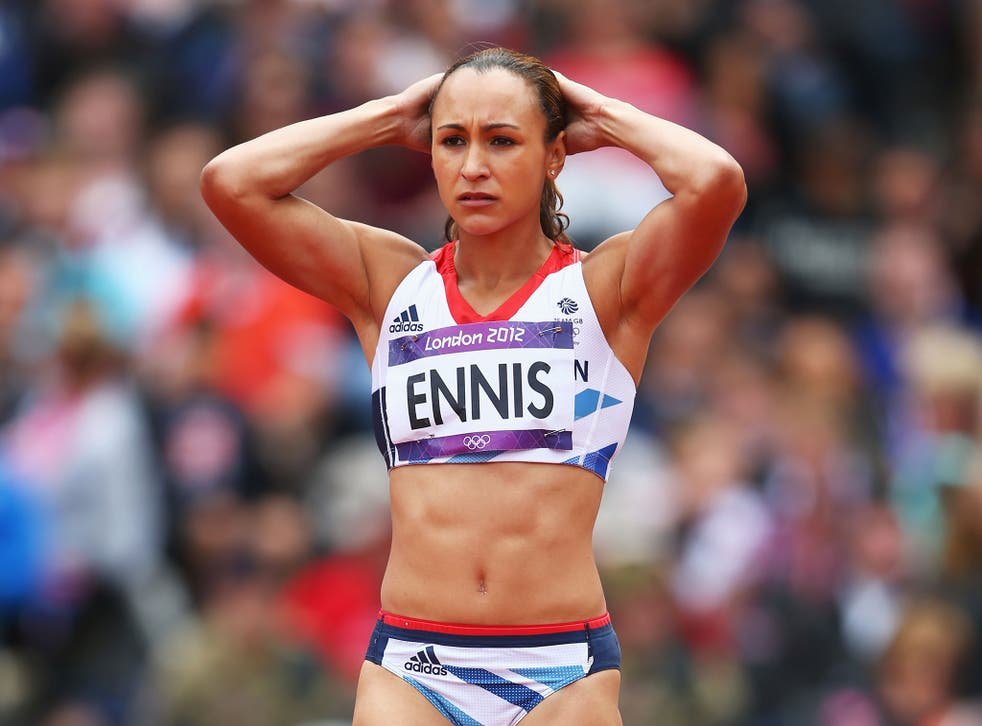 Jessica Ennis-Hill came second behind Tatyana Chernova at the 2011 World Championships