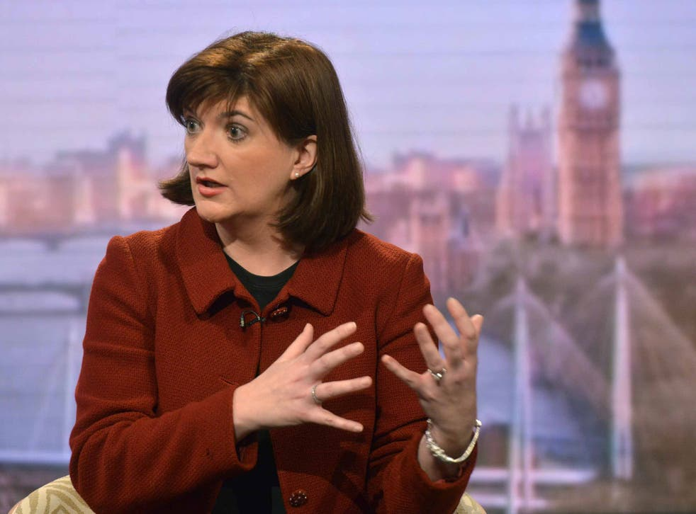 Nicky Morgan has announced a 'three Rs' plan requiring literacy and numeracy for 11-year-olds