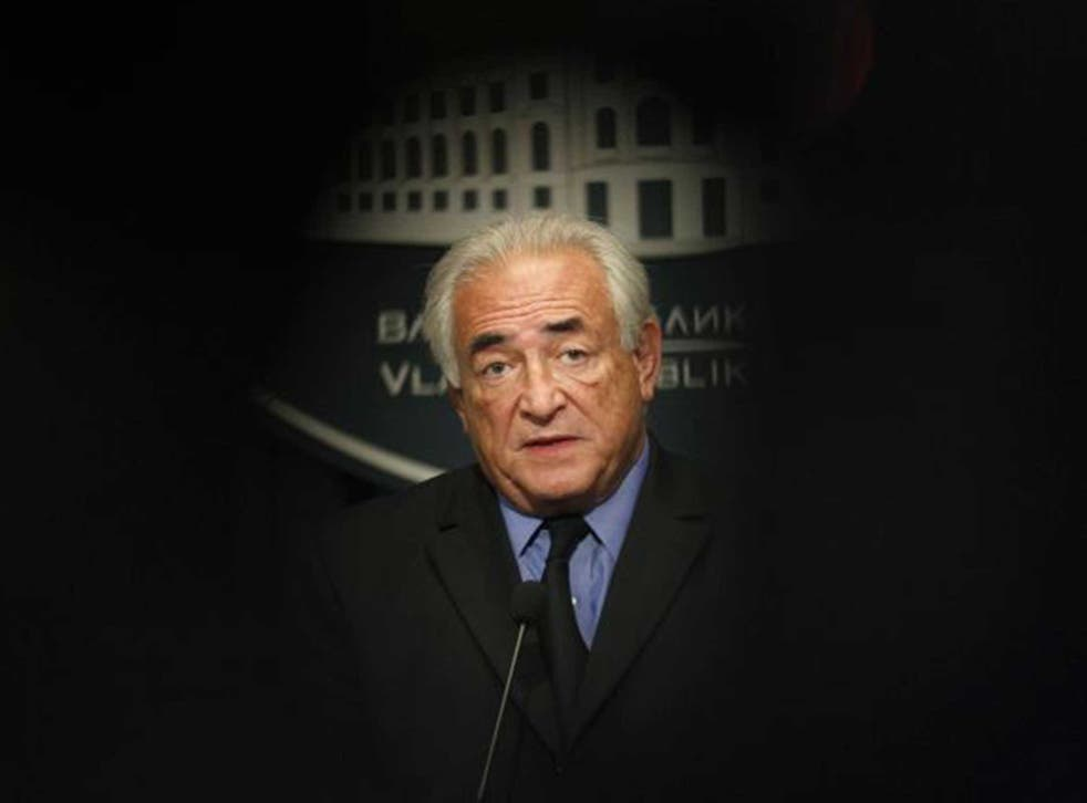 Dominique Strauss-Kahn will go on trial today accused of aggravated pimping