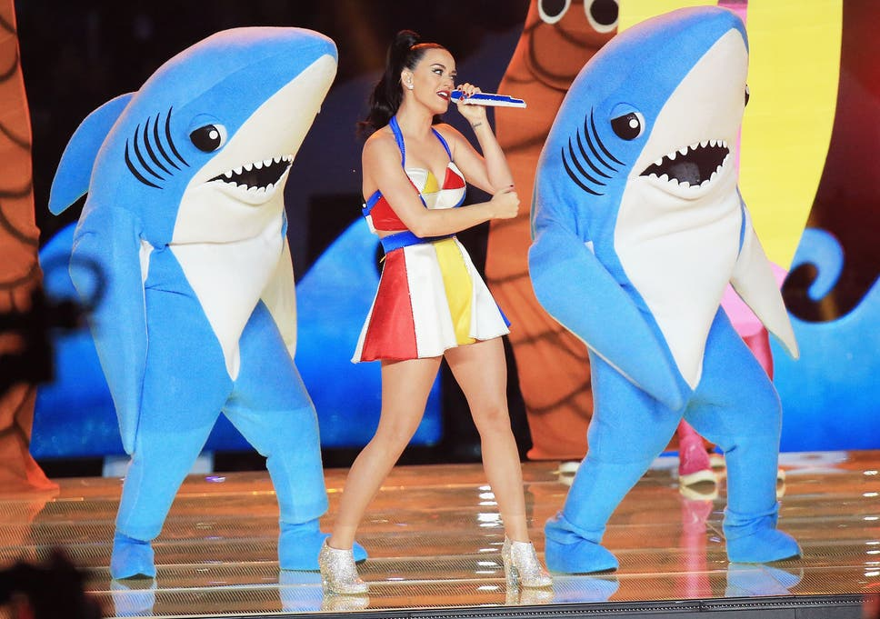 Katy Perry\'s lawyers demand Left Shark costume design be removed ...