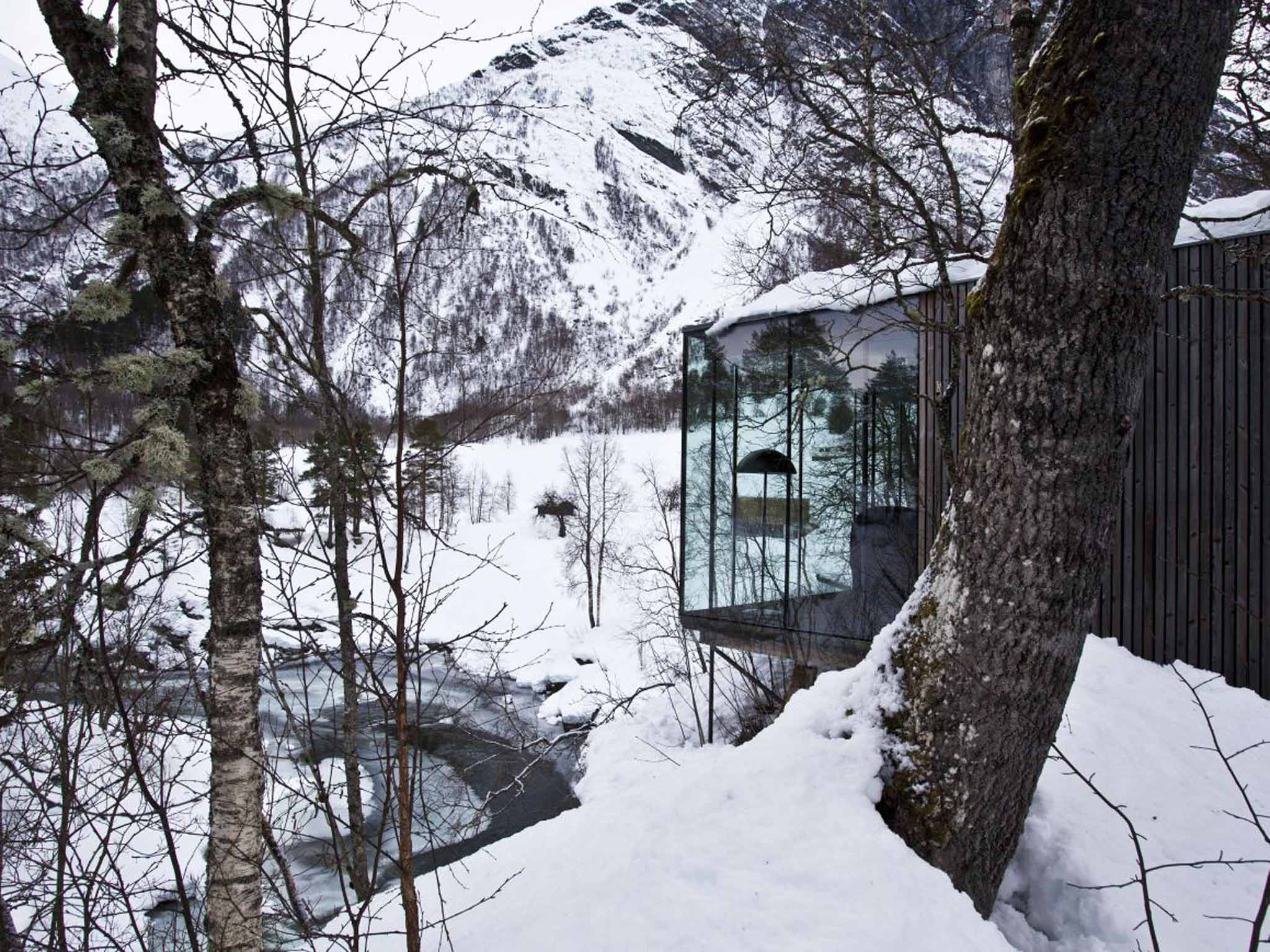 Norway Ex Machina Puts The Valldal Valley In Focus The Independent