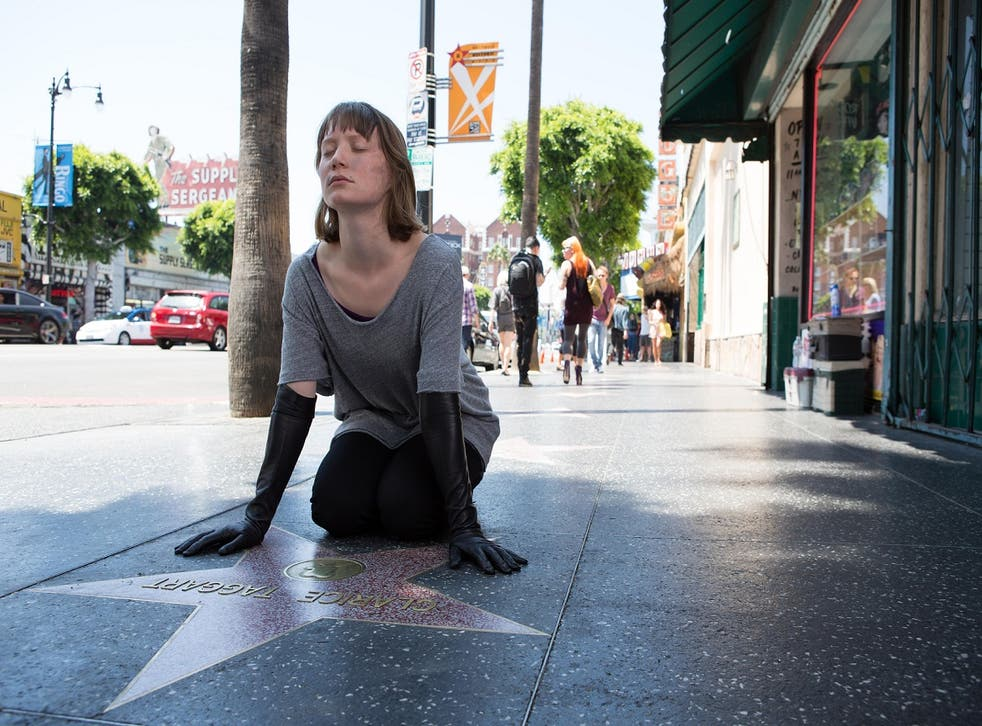 Mia Wasikowska as a personal assistant in Maps To The stars