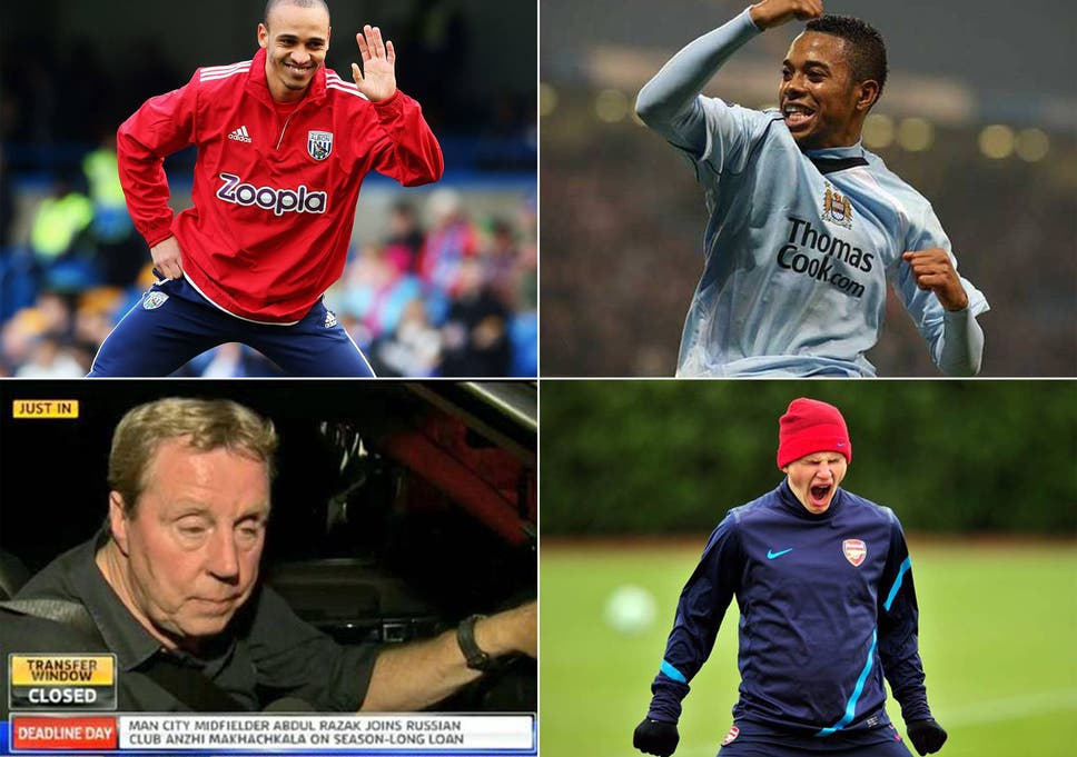 Classic tales of the bizarre from the strangest day in the football calender c5bbceb5b