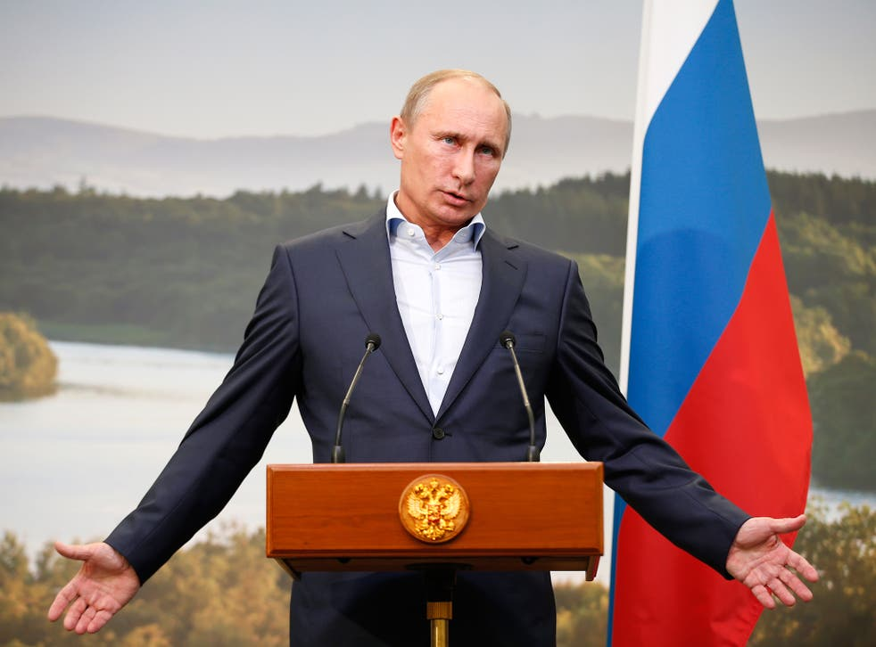 In 1998 Vladimir Putin was the newly appointed director of Russia's secret service, the FSB (