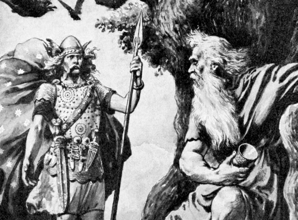 Valhalla seeks wisdom from Odin