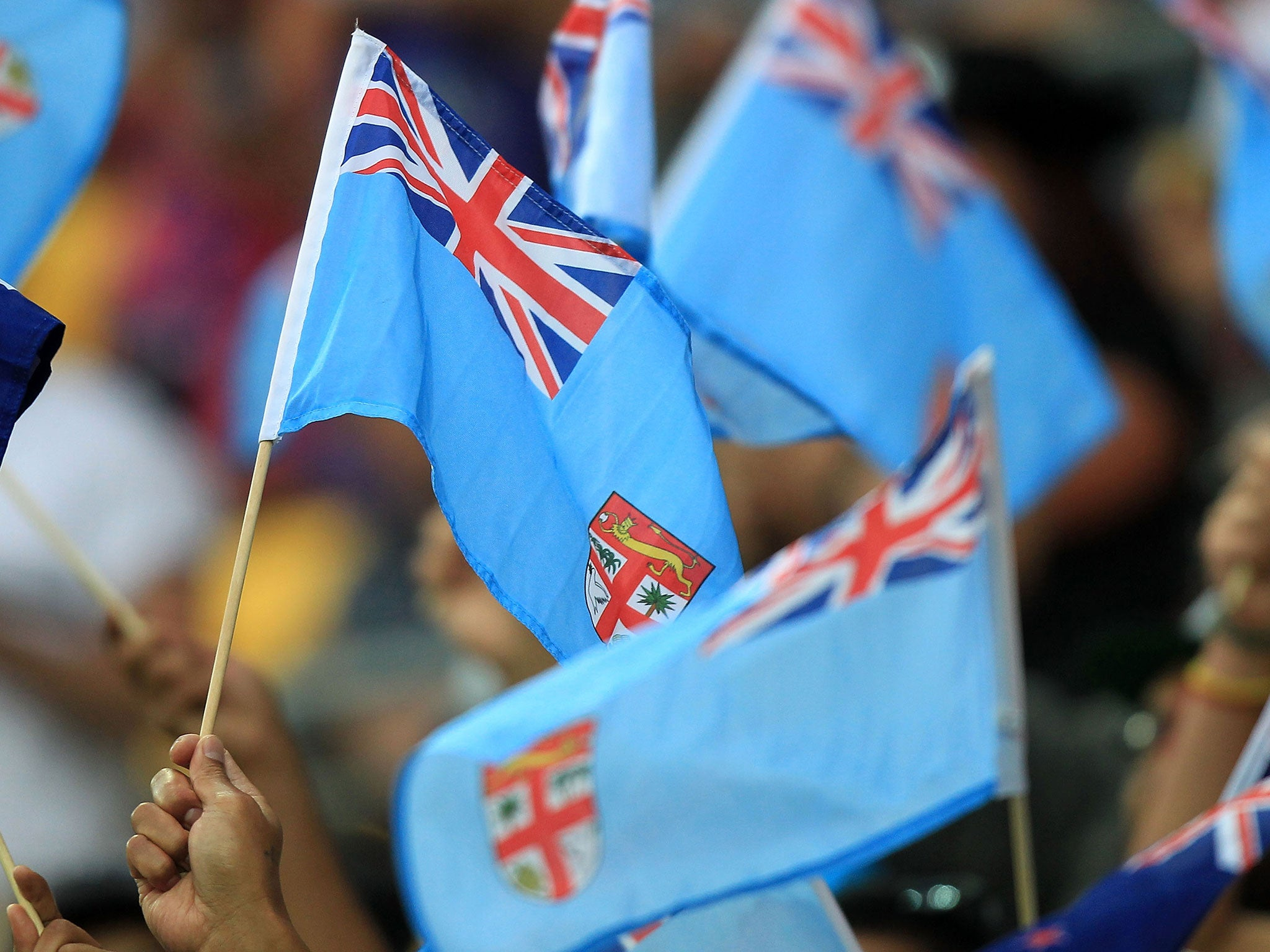 fiji removing union jack from its flag to get rid of u0027outdated