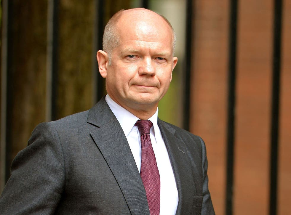 Lord Hague has spoken out on EU citizens and freedom of movement