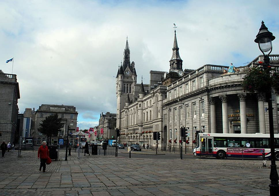 Carbuncle Awards Aberdeen Named Scotland S Most Dismal Place The