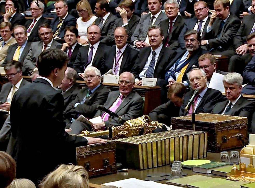 Party time: Prime Minister's Questions featured in 'Inside the Commons'