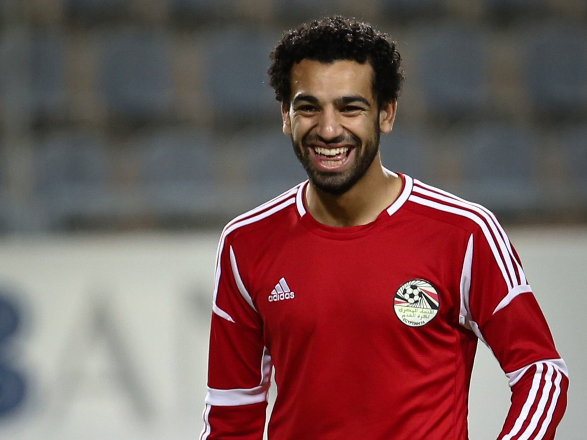 Mohamed Salah to wear No 74 shirt during loan spell from Chelsea in ...