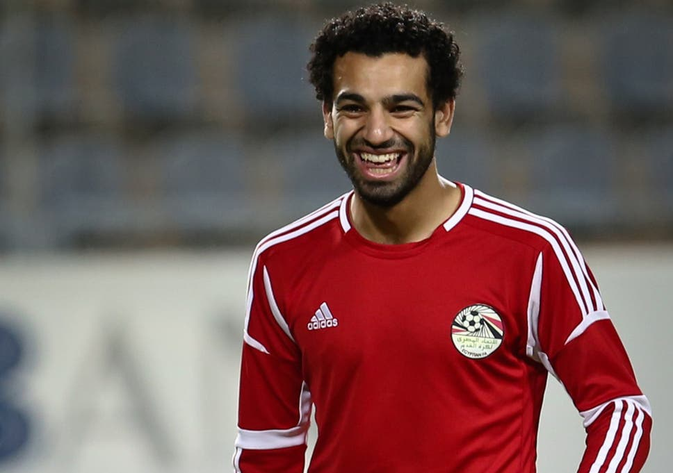 newest 92f00 42021 Mohamed Salah to wear No 74 shirt during loan spell from ...
