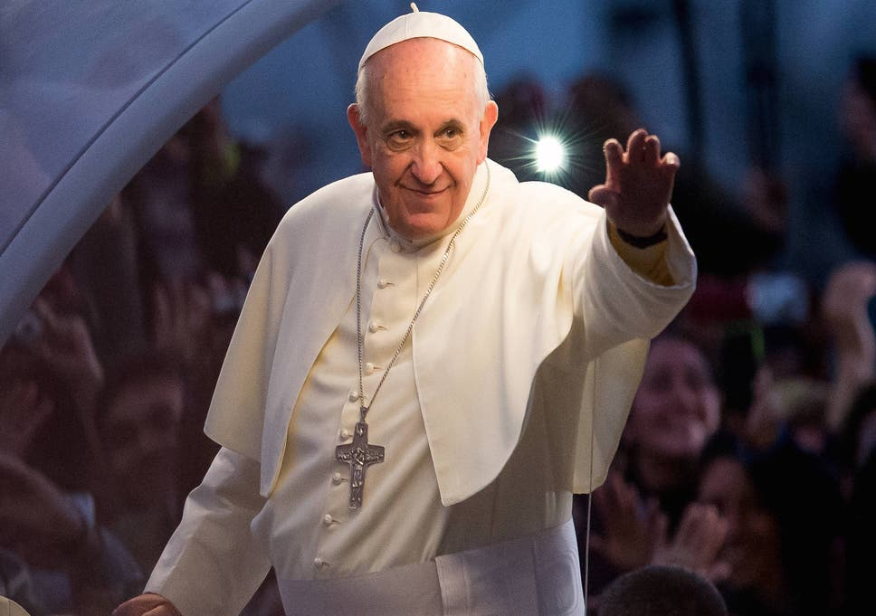 pope francis gives 7 dating tips