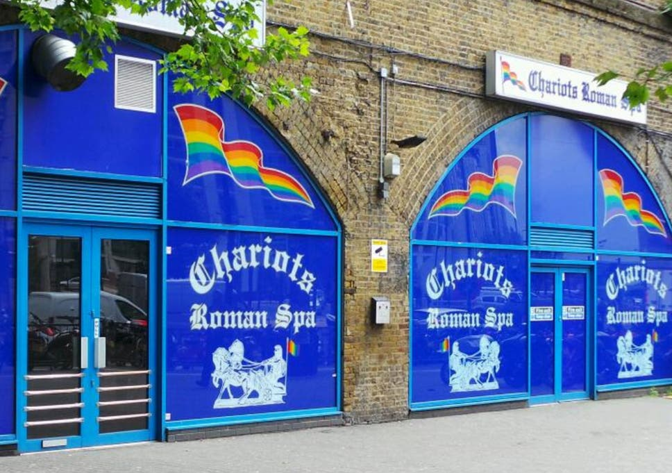 Gay saunas in north london