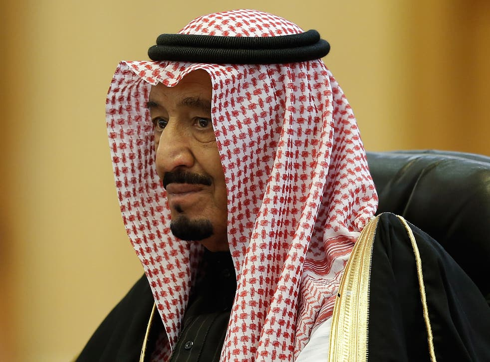 Salman became King of Saudi Arabia last month following the death of King Abdullah
