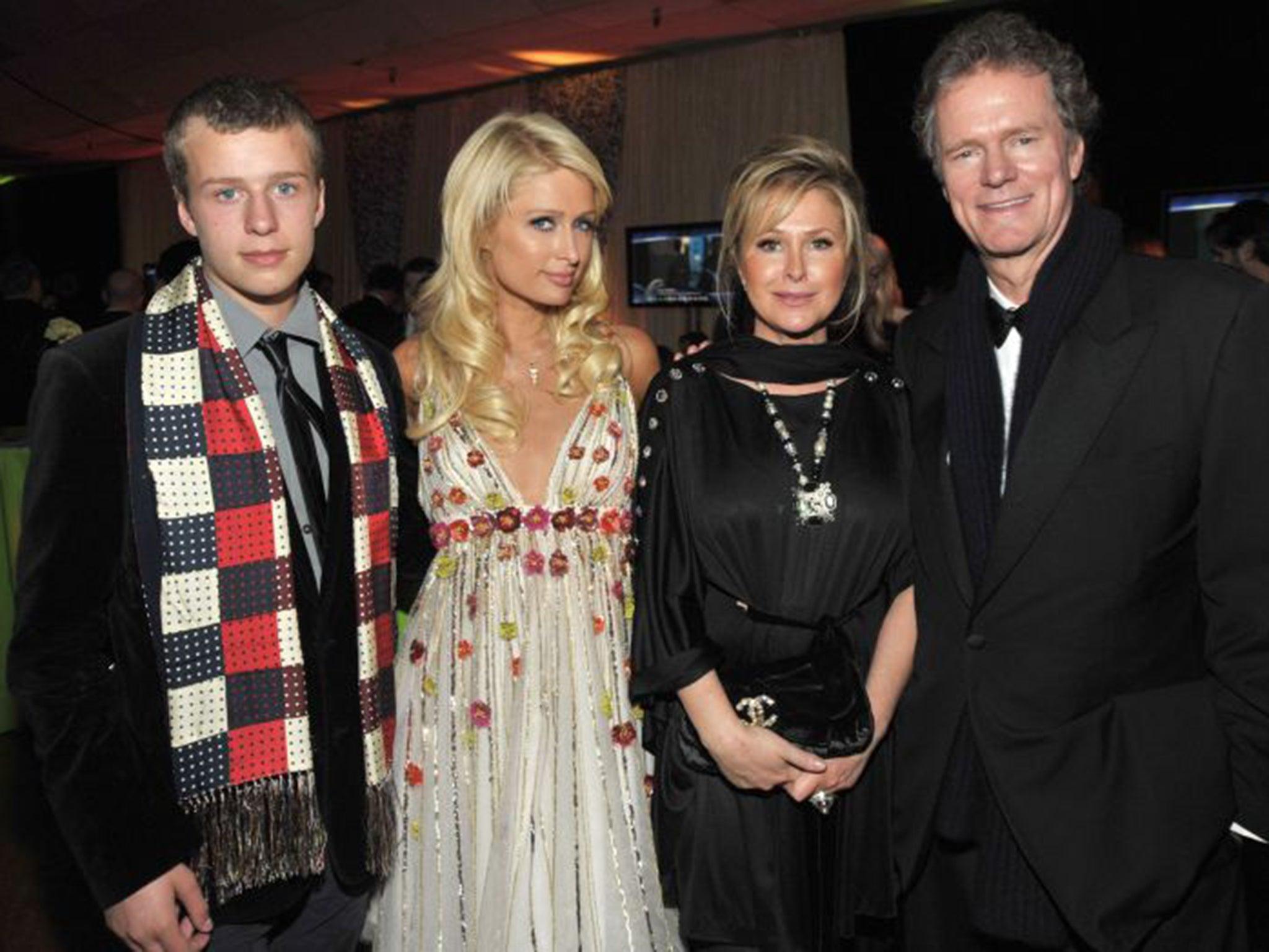 Zsa Zsa Gabor's Daughter Francesca Hilton Dies at 67 | E! News |Conrad Hilton Gabor