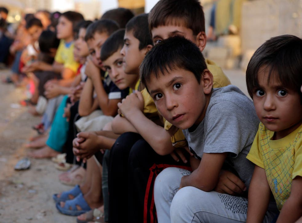 Children from minority communities have been particularly vulnerable