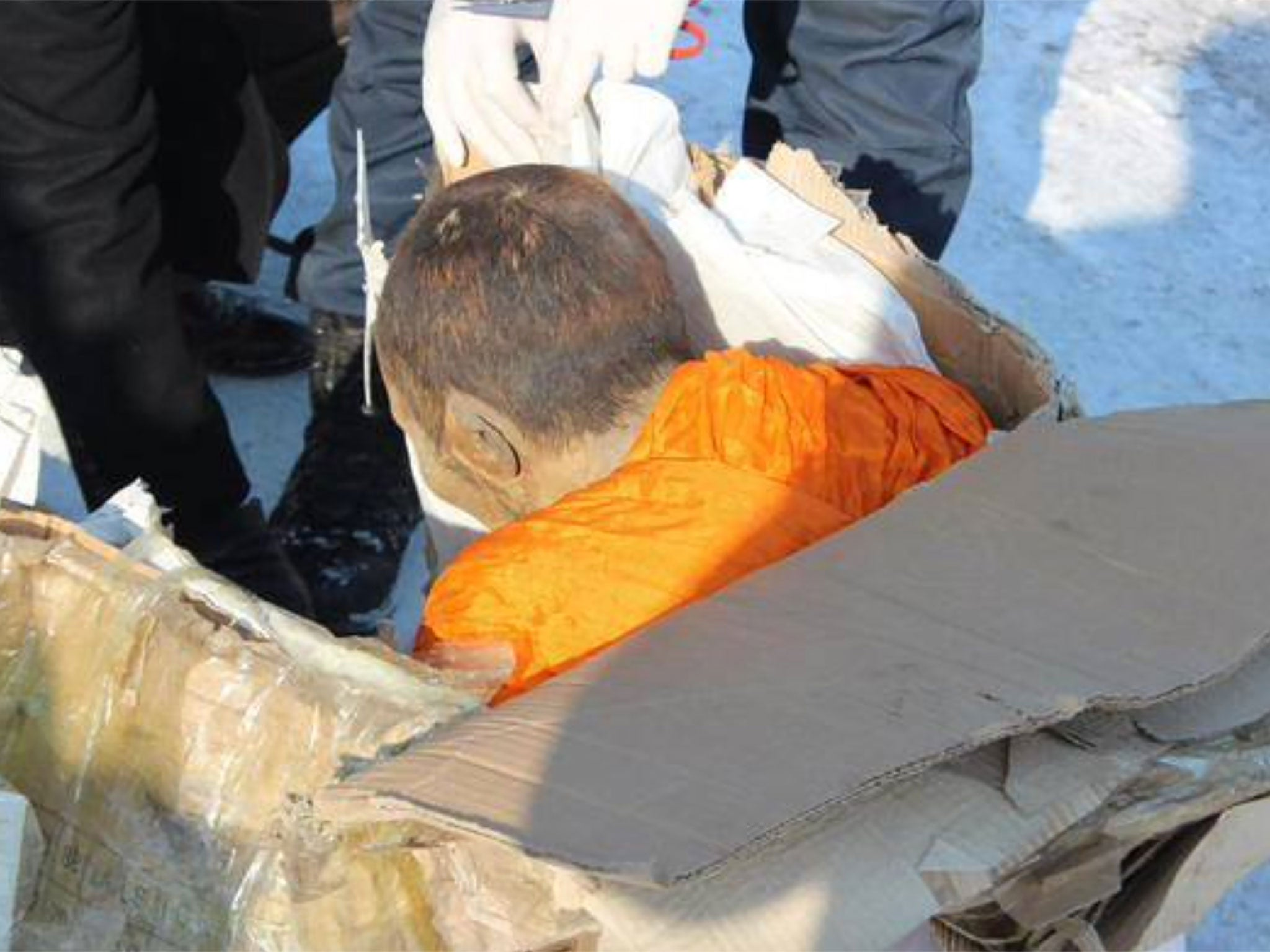 Mummified 200-year-old monk found in Mongolia in 'very deep meditation', Buddhist academic claims