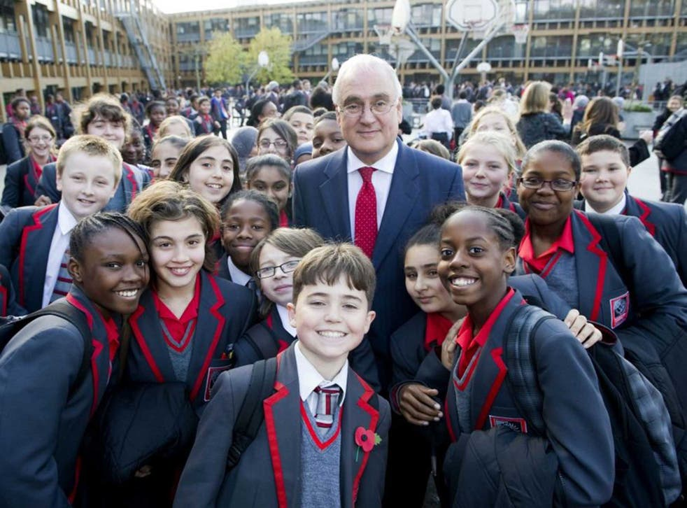 Michael Wilshaw claims that 'the vast majority of faith schools have nothing to fear' from his organisation, Ofsted