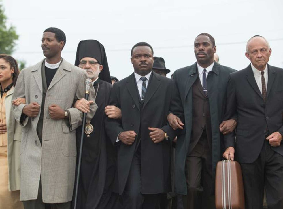 Stand together: Ava DuVernay's 'Selma', with David Oyelowo as Martin Luther  King