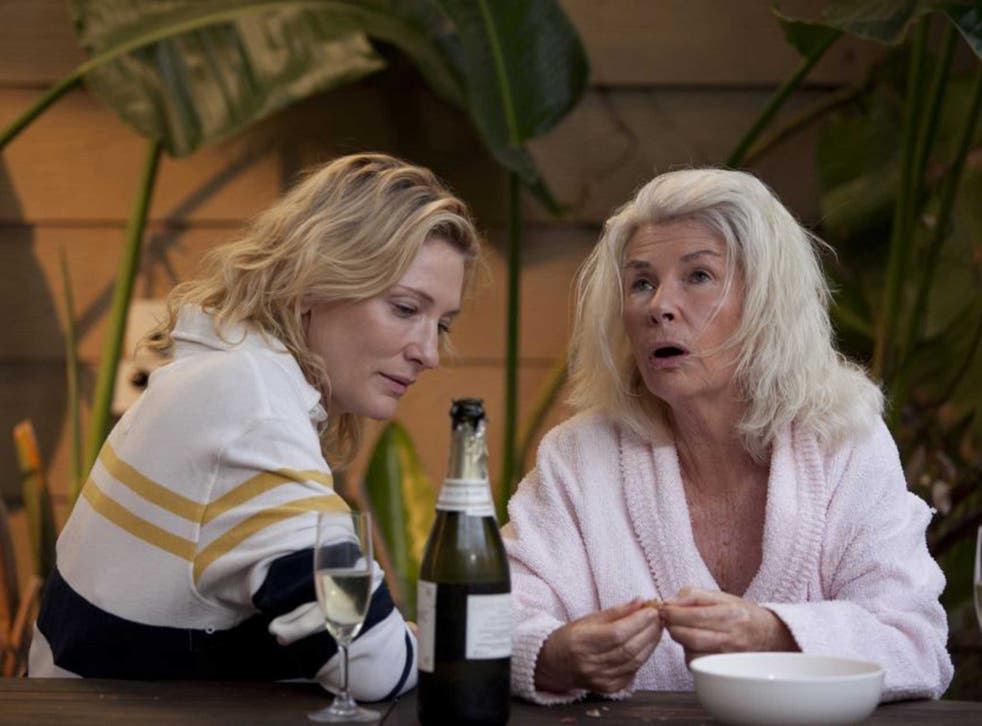 Cate Blanchett and Robyn Nevin in 'The Turning'