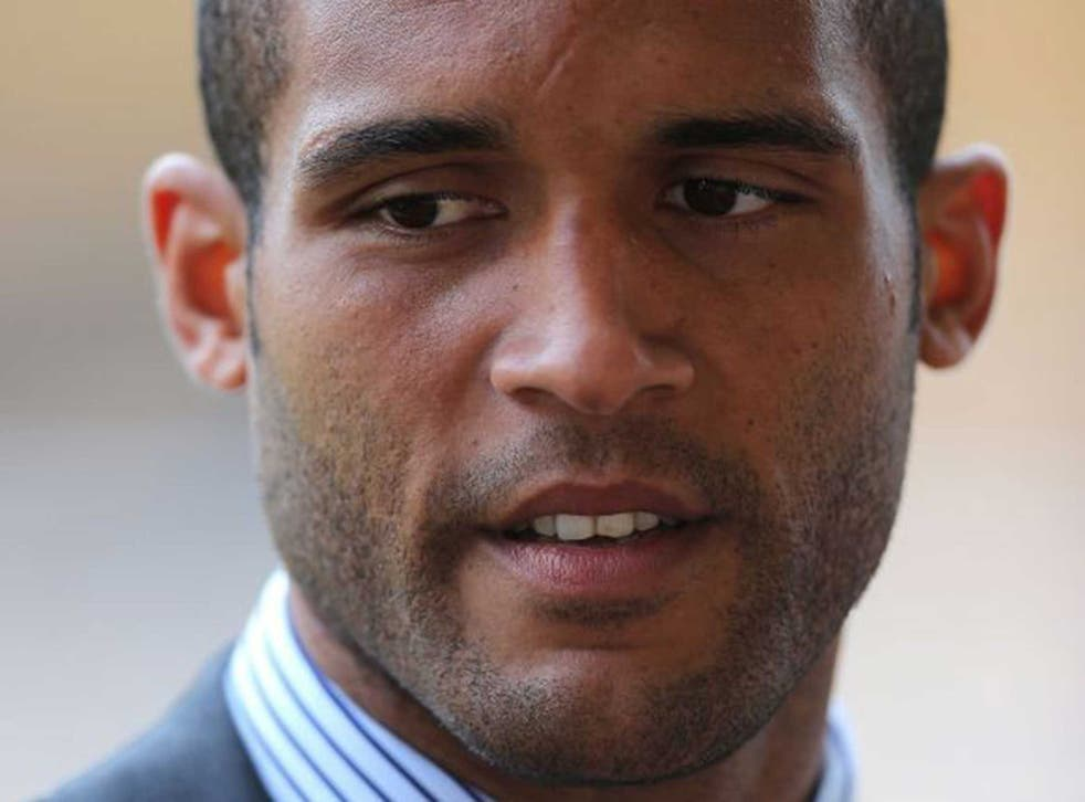 Clarke Carlisle is recovering after stepping into an oncoming lorry in December