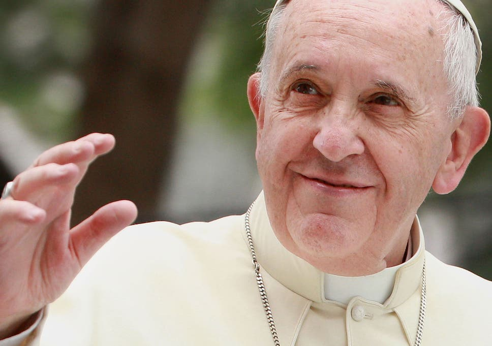 Pope Francis Builds Public Showers And A Barbershop For The Homeless