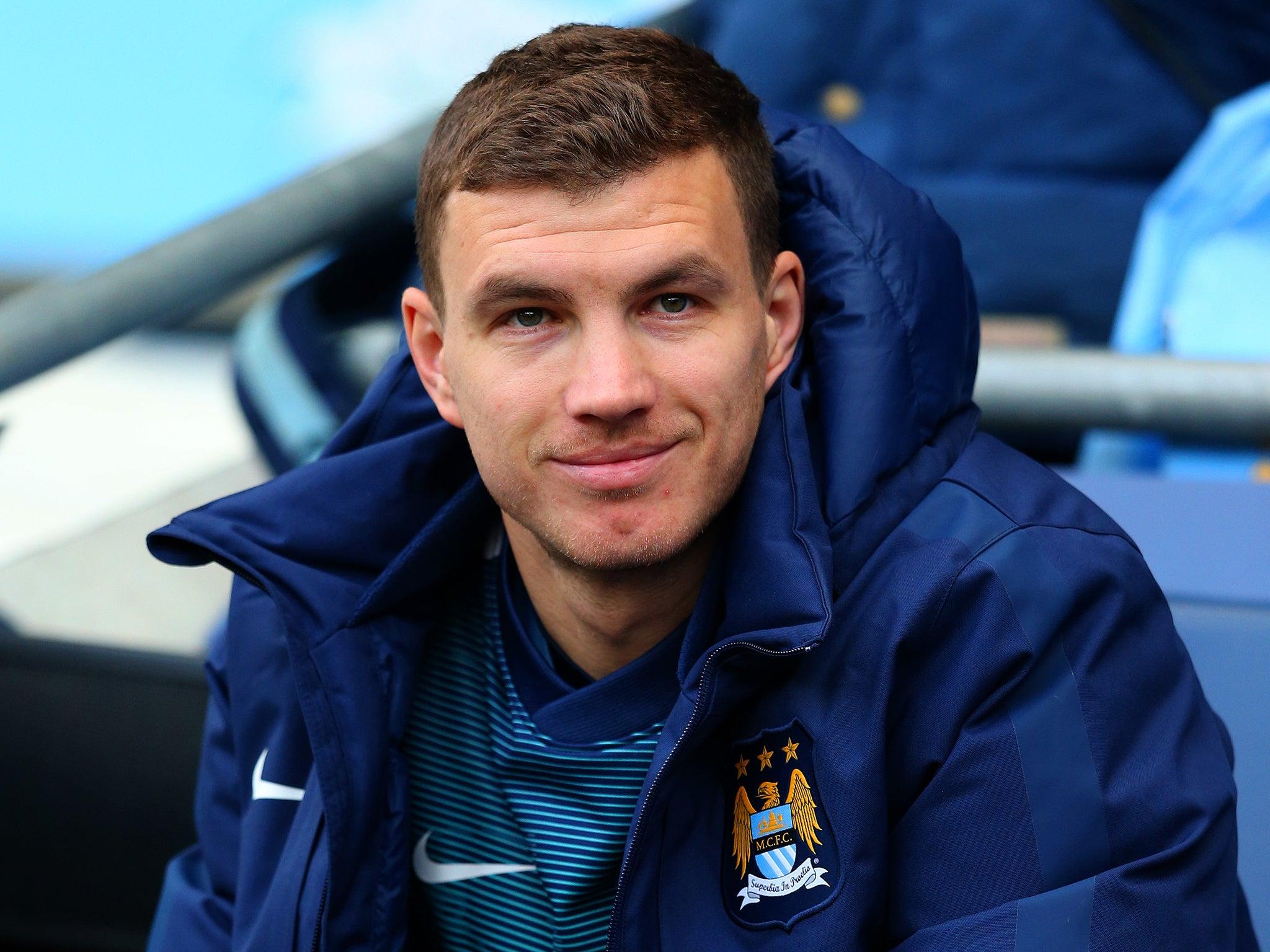 Manchester City transfer news Edin Dzeko would prefer move to
