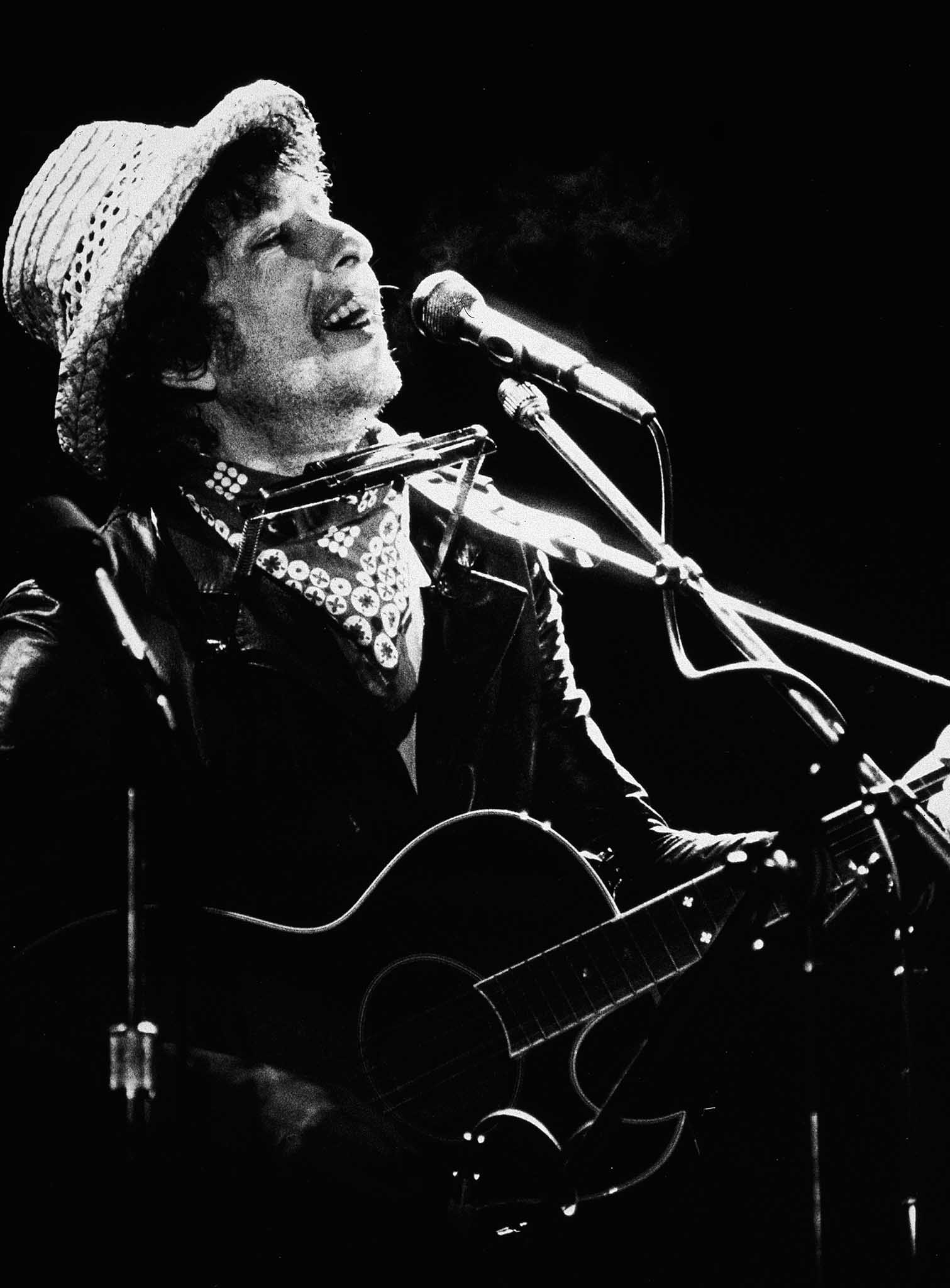 Bob Dylan interview: 'Passion is a young man's game, older