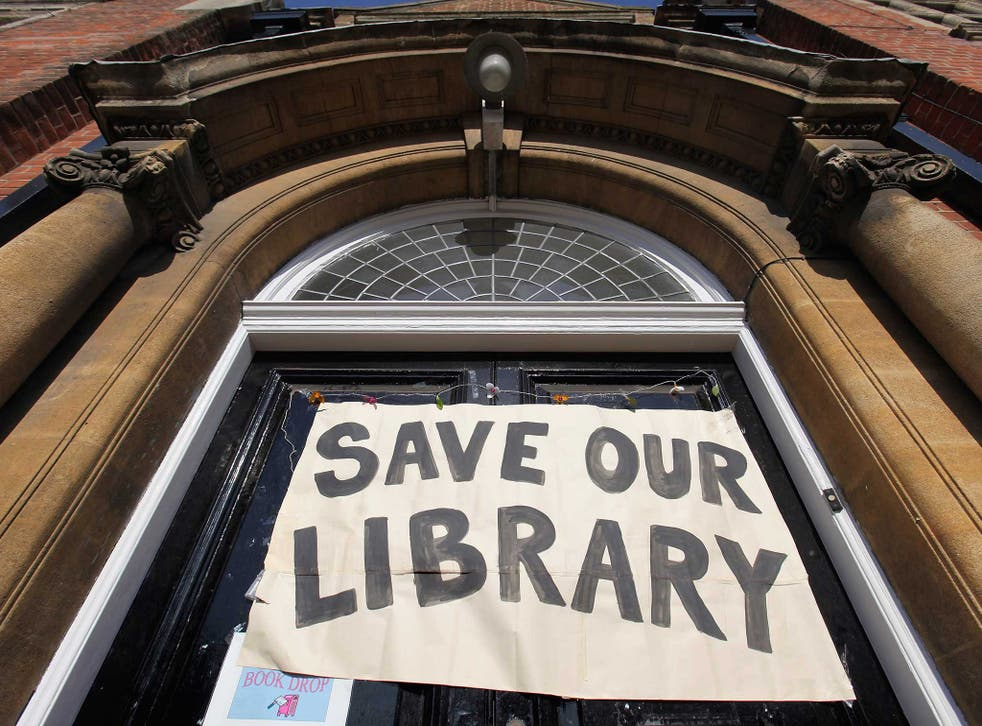 The rapid decline reinforces warnings that the viability of the entire library network could soon be in danger without urgent action to reverse the trend