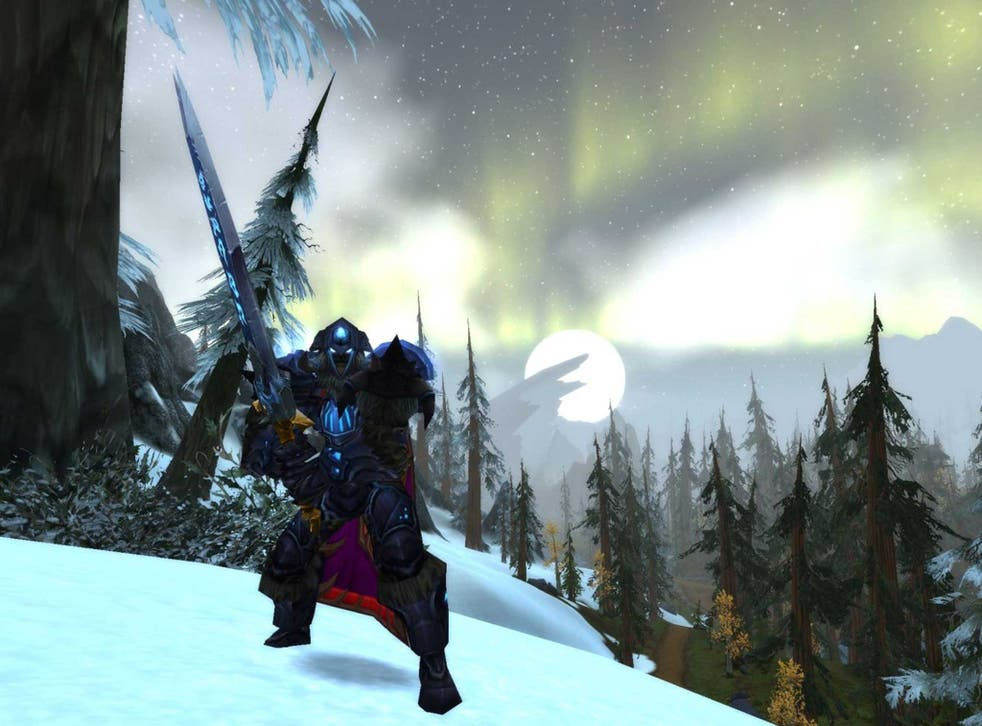 Players in 'World of Warcraft' are able to buy items during the game using real-world cash and then trade them online