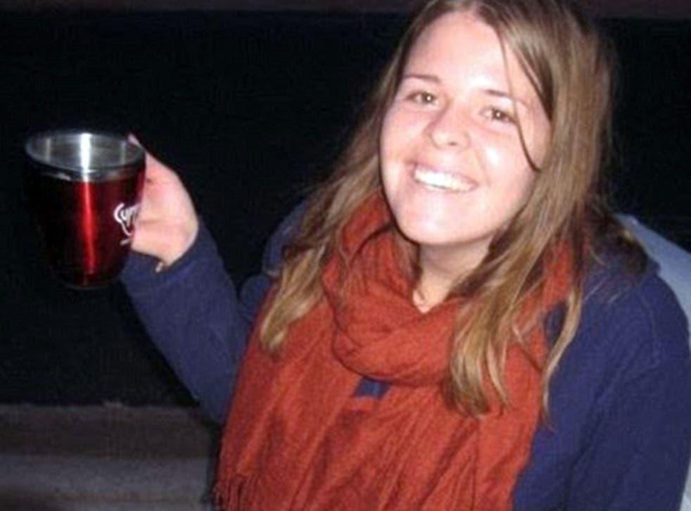 Kayla Mueller was killed in a Jordanian air strike in February 2015